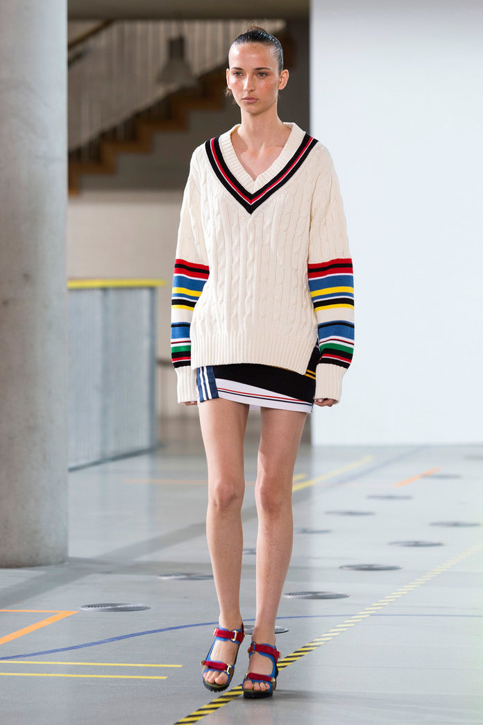 London Fashion Week SS15: Preen