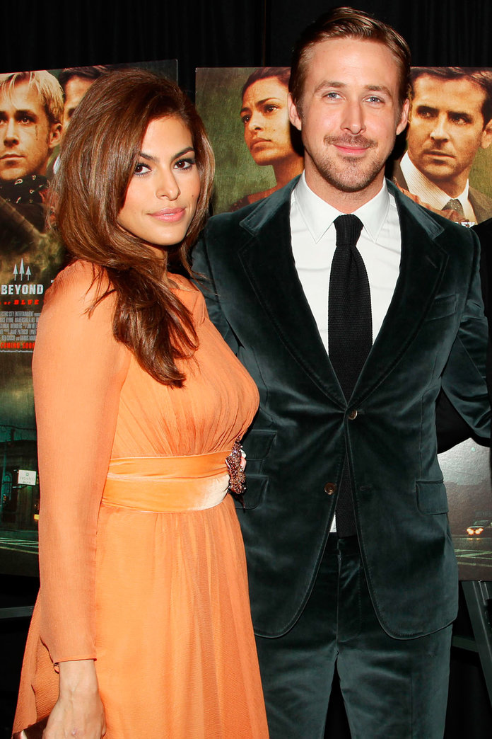 Eva Mendes And Ryan Gosling Welcome Their First Child