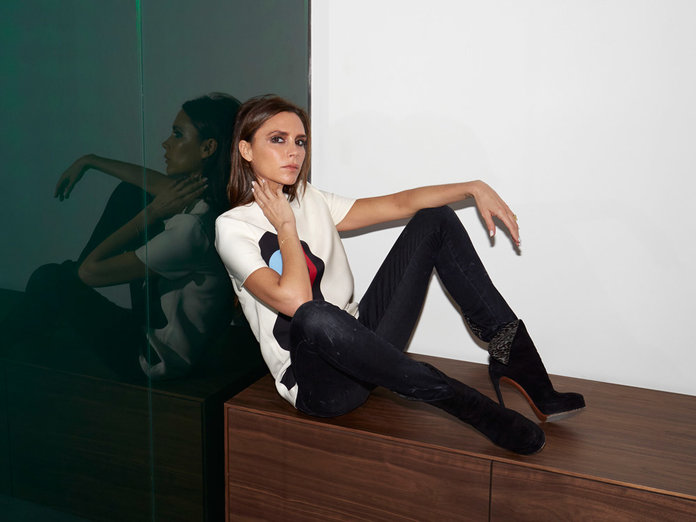 Victoria Beckham Gave Us A Personal Tour Of Her First-Ever Store And It Is Dreamy