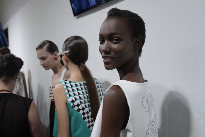 Video: The Only Make-Up Looks You Need To Know From Fashion Month