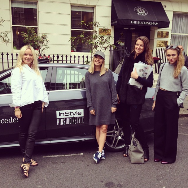 Check Out The InStyle Team's LFW Survival Kits