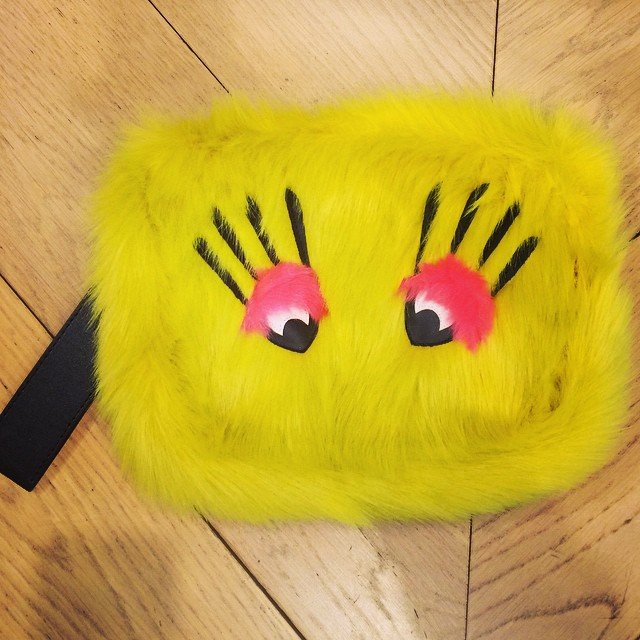 Zara's Monster Clutch: The Bag Every Member Of The Fash Pack Wants...