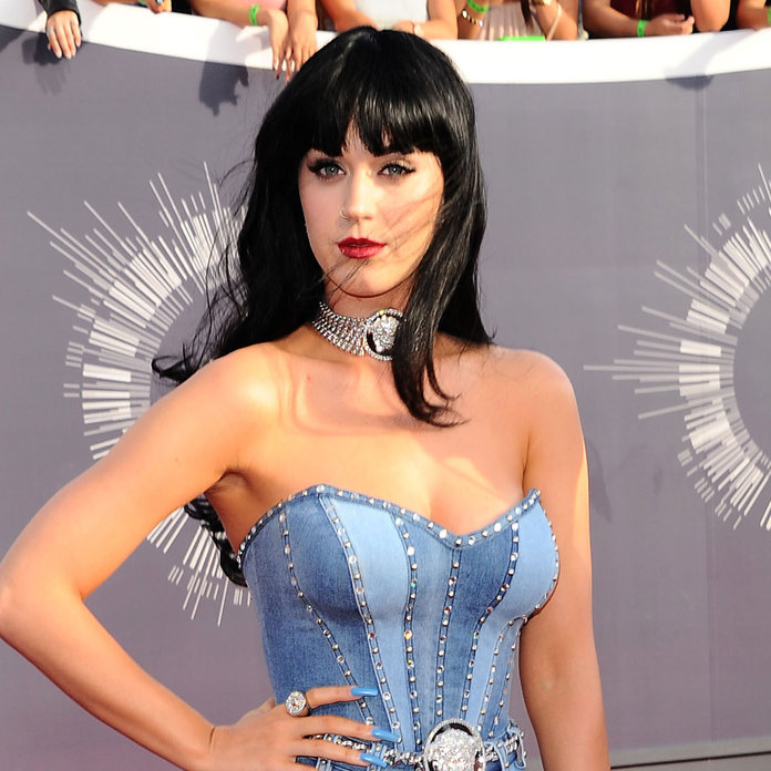 Katy Perry Gets A Muppet Hair Makeover