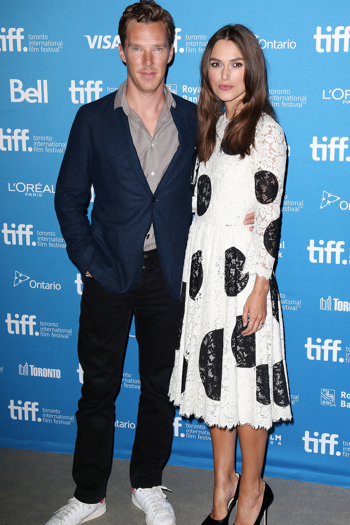 Keira Knightley Stuns In Two Different Looks At The Toronto Film Festival