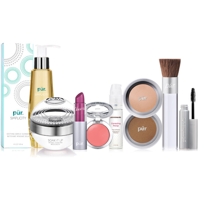 Win £100 Worth Of Pür Minerals Products!