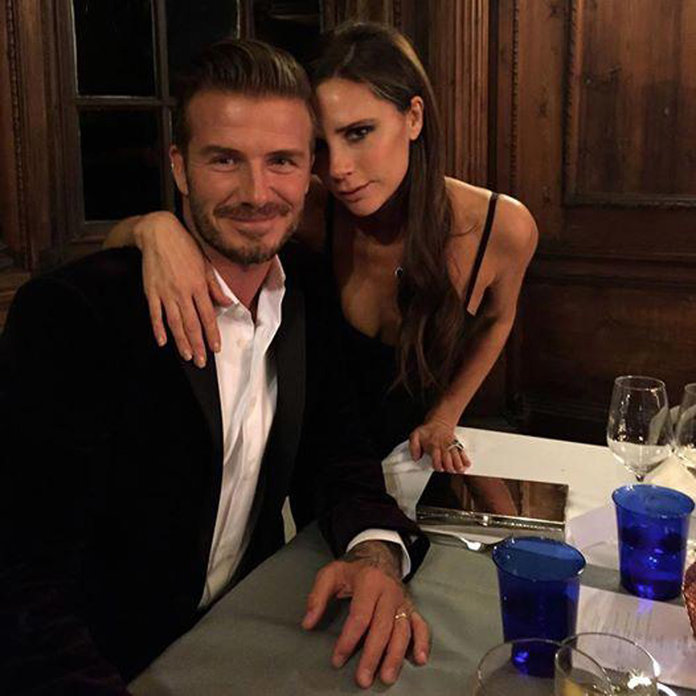Victoria Beckham's Photo-Diary Of Her Romantic Weekend With David In Scotland
