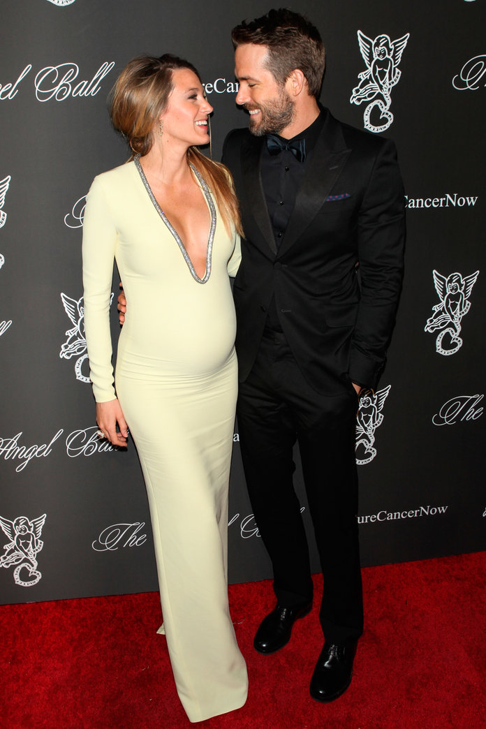 Ryan Reynolds Is Completely Under Blake Lively's Spell On The Red Carpet
