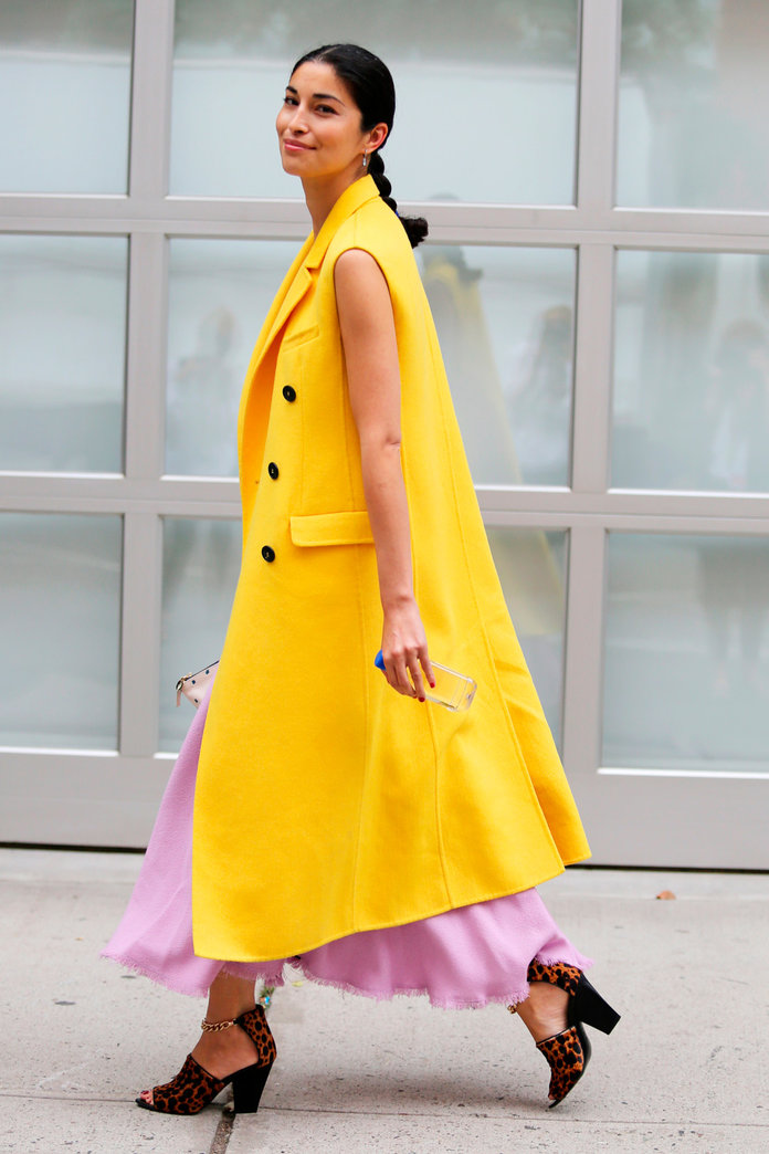 We've Found The Chicest Sleeveless Coat Of The Season And It's Super Affordable