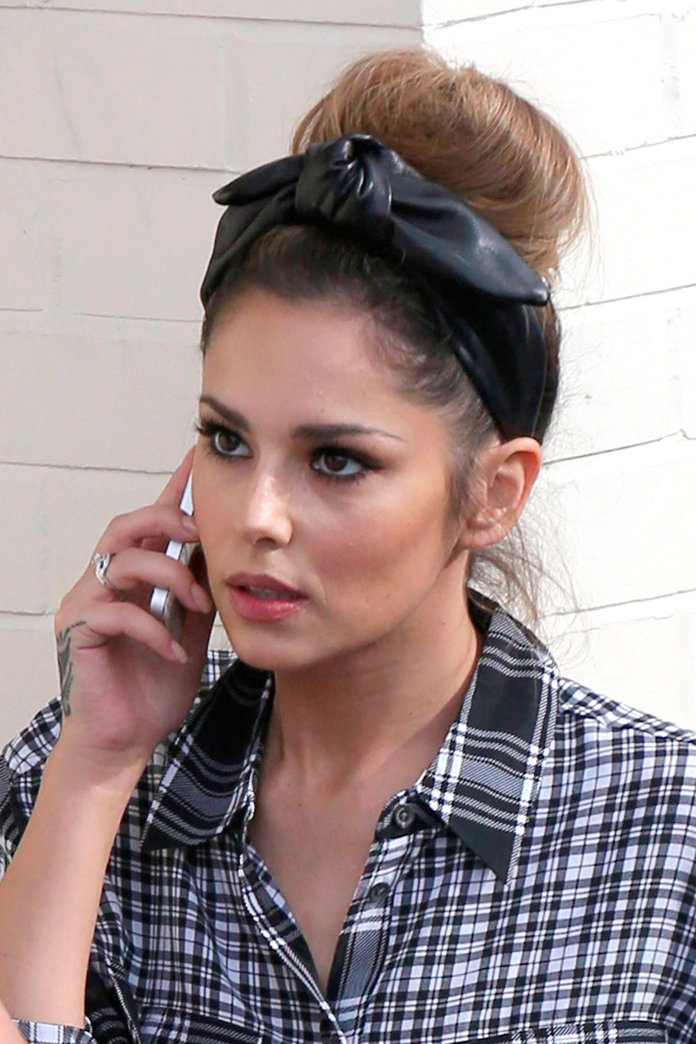 Cheryl Just Brought Back This Chic '40s Accessory Trend