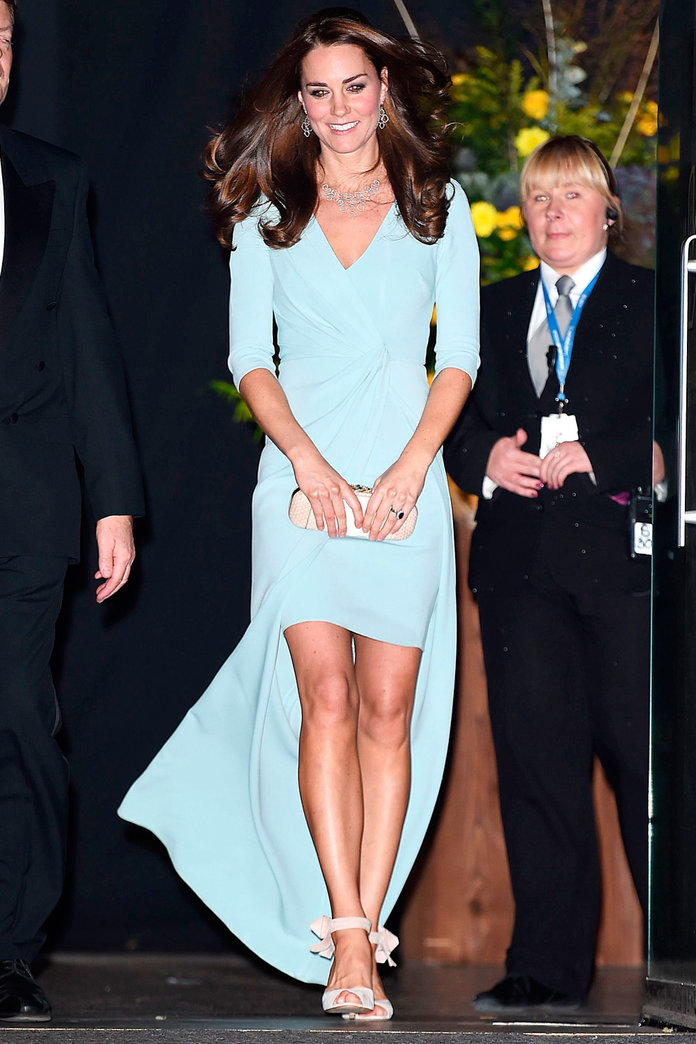 Is This Kate Middleton's Most Daring Dress Yet? We Think So...