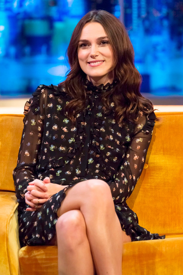 Keira Knightley On Approaching 30: 'For An Actress, It's Like Turning 105!'