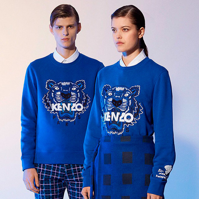 KENZO's Charity Tiger Sweater Just Went Straight To The Top Of Our Wish List