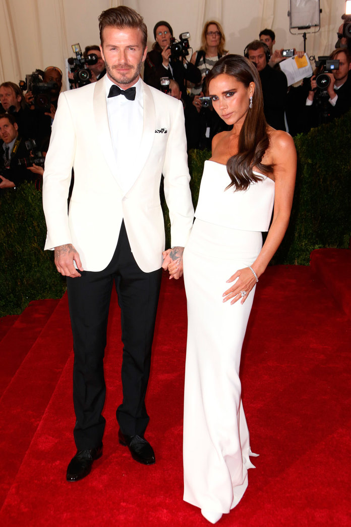 Victoria Beckham Reveals The Real Reason She Won't Part With Her First Date Dress