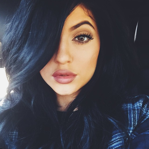 People Just Can't Get Over Kylie Jenner's Lips...