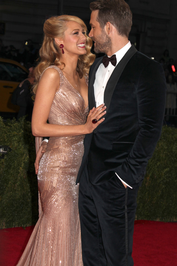 Blake Lively Is Pregnant With Her First Child