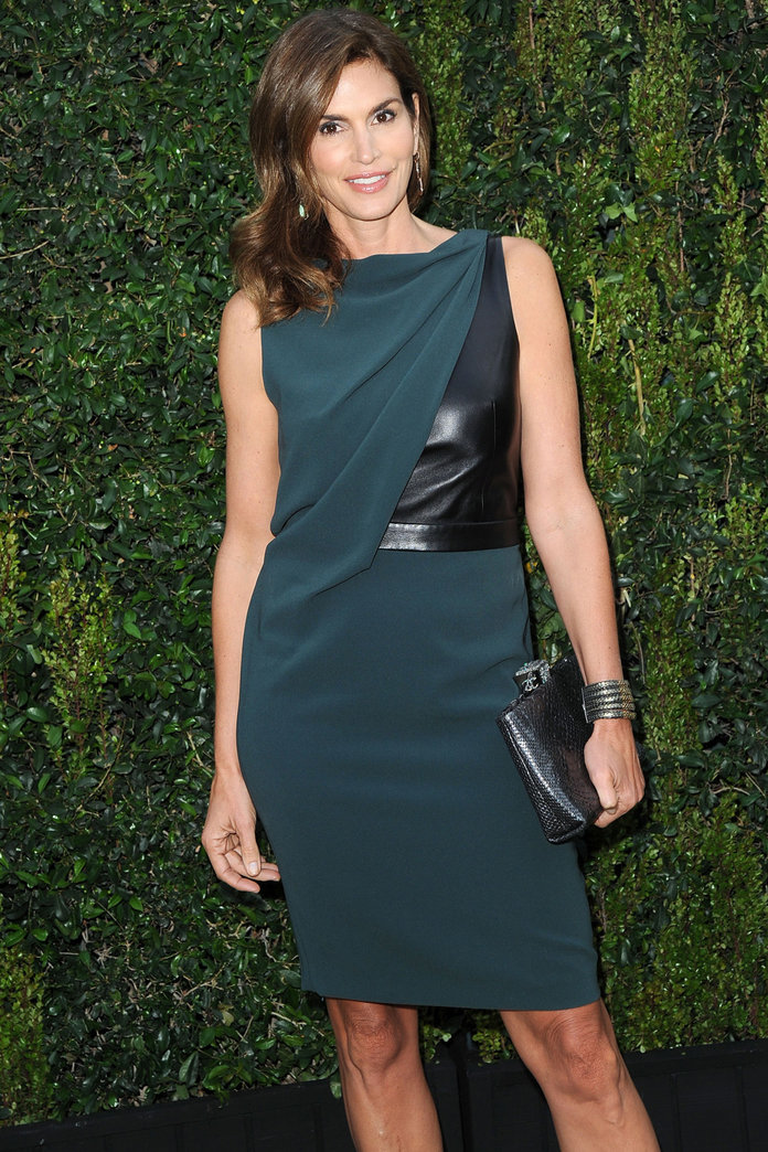 Cindy Crawford Used To Count Pasta As A Diet Food