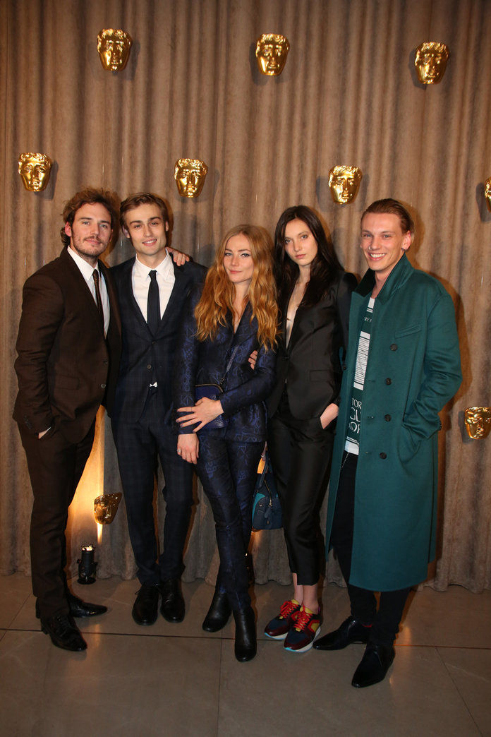 Check Out BAFTA And Burberry's Celeb-Packed Breakthrough Brit Awards Party