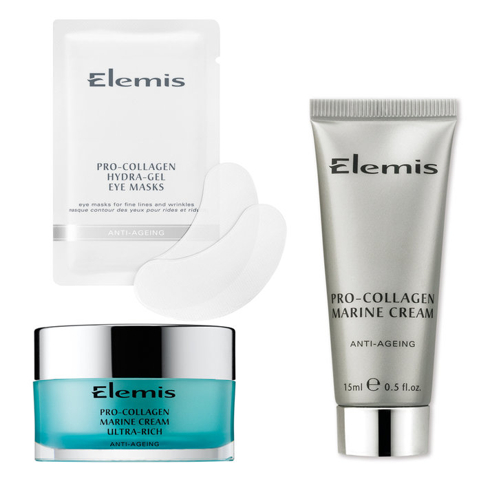 Win Elemis Pro-Collagen products worth over £130