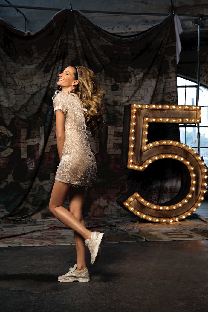 Chanel's New No 5 Film Starring Gisele Is Nearly Here – And It Looks Amazing