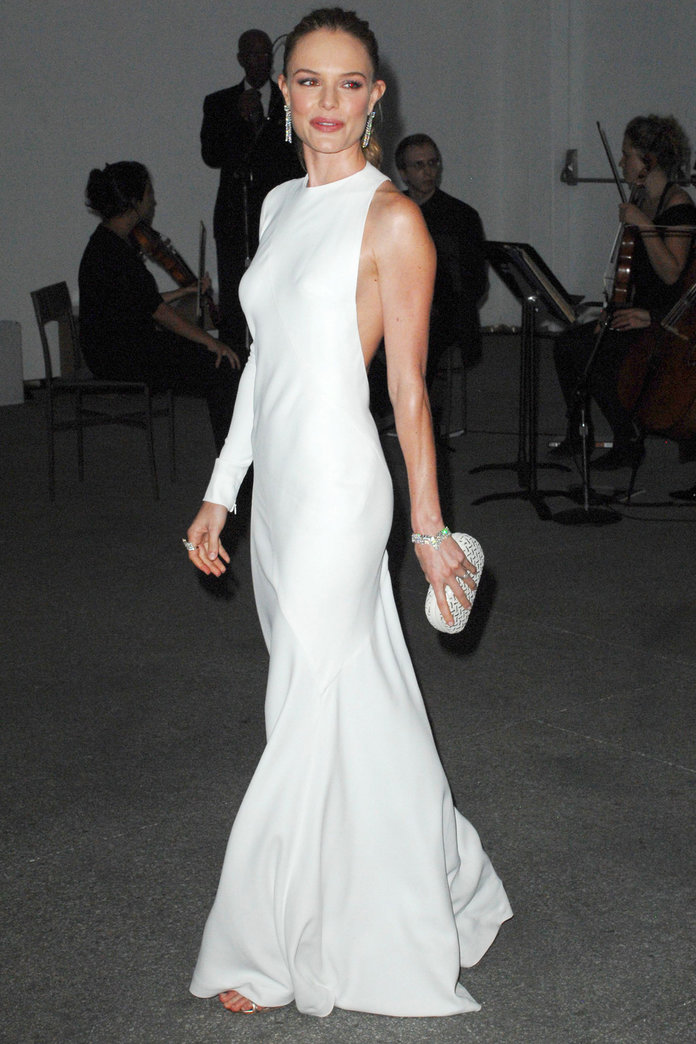 Kate Bosworth Took Our Breath Away In This Stunning White Dress