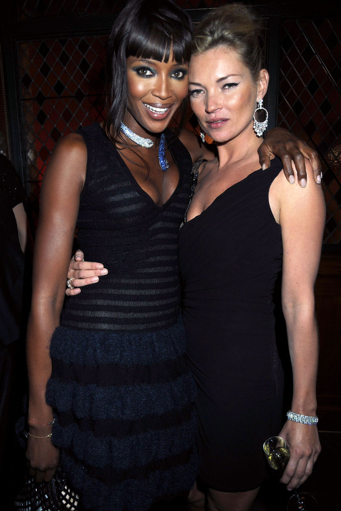 Kate Moss And Naomi Campbell Have Landed A Very Exciting TV Gig