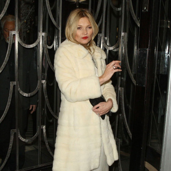 Kate Moss Lands A Part In A BBC Drama
