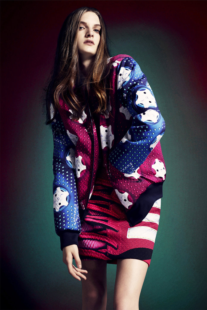 Mary Katrantzou's Adidas Collection Will Make Your Workout 100% More Stylish