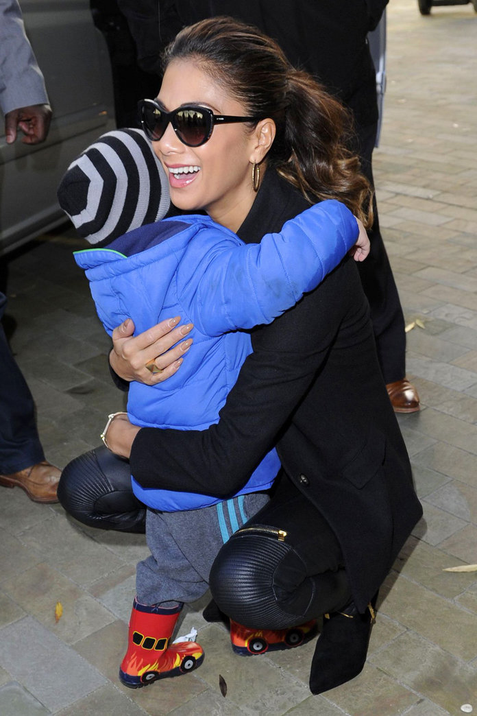 Nicole Scherzinger Just Made Two Of Her Youngest Fans Very Happy