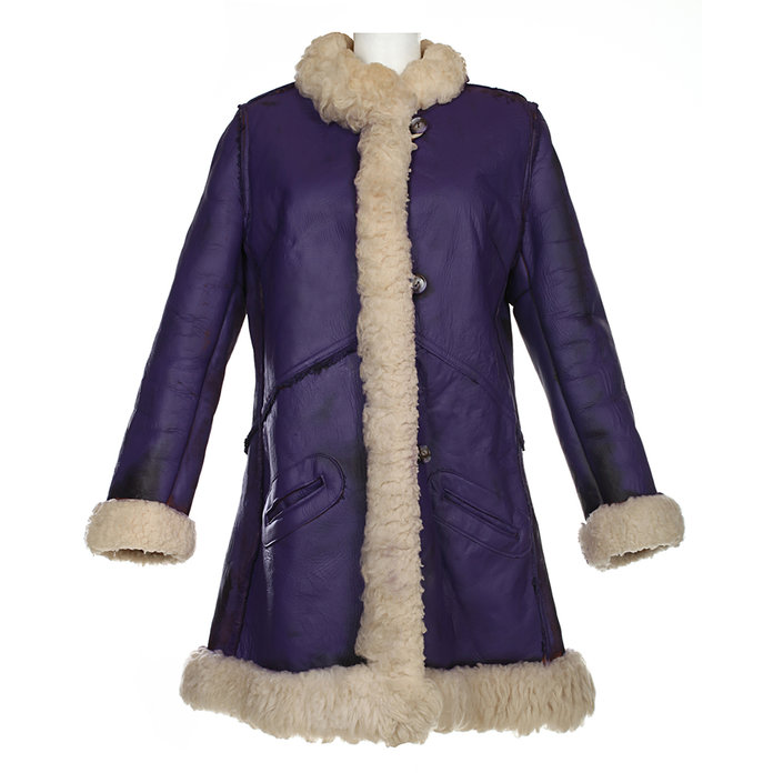 Win A One-Off Rokit Shearling Coat With #MakeDoAndTrend