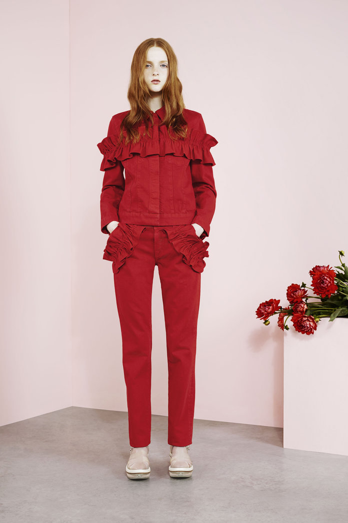 Simone Rocha's Collab With JBrand Is Giving Us Serious Denim Envy