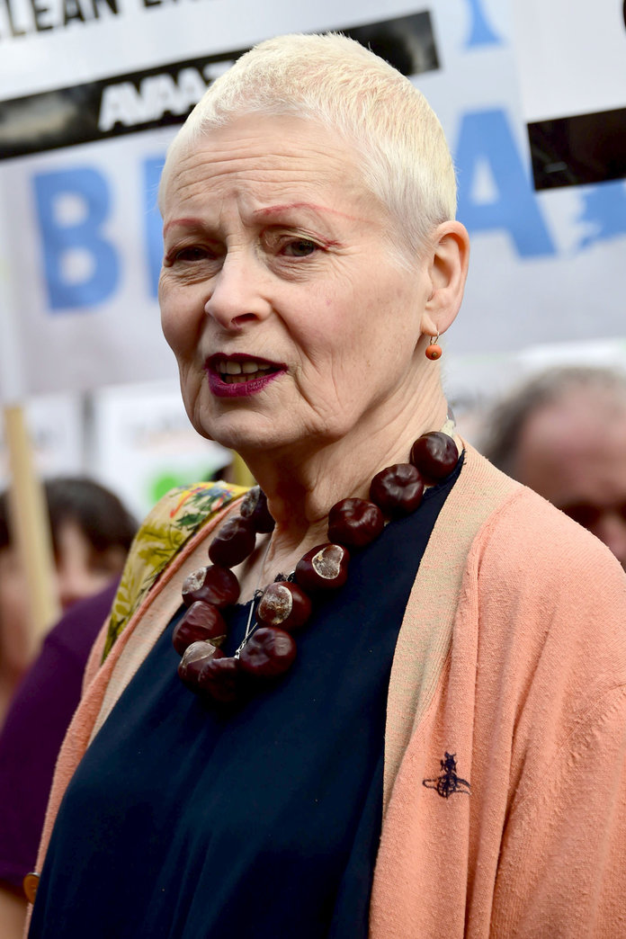 Vivienne Westwood Thinks Clothes Should Cost More