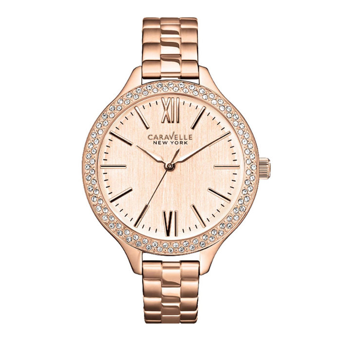 #InStyle VIP Alert! Win A Caravelle New York Watch Courtesy of The Watch Hut