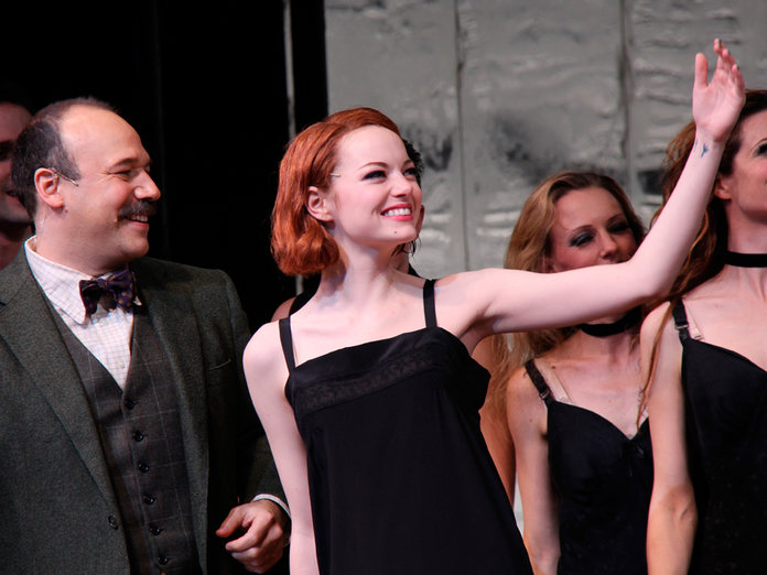 Emma Stone Totally Nailed Her Broadway Debut...