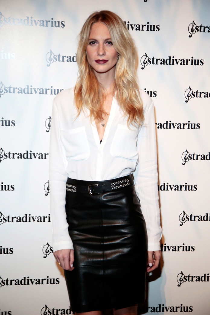 EXCLUSIVE: Poppy Delevingne Talks 'Sleevage' And THAT Chanel Wedding Dress