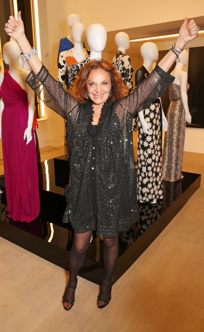 3 Things We learned From Partying With Diane Von Furstenberg