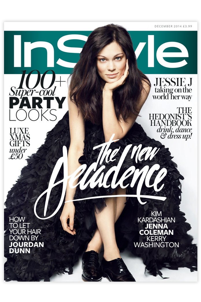 Jessie J: 7 Things We Learned From Our December Issue Covershoot