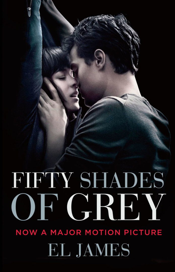 The New Fifty Shades Of Grey Book Cover Is A Jamie Dornan Hot-Fest