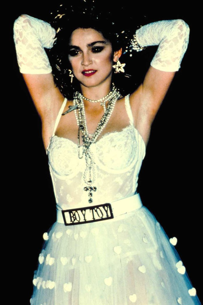 Madonna's Like A Virgin Turns 30 Today