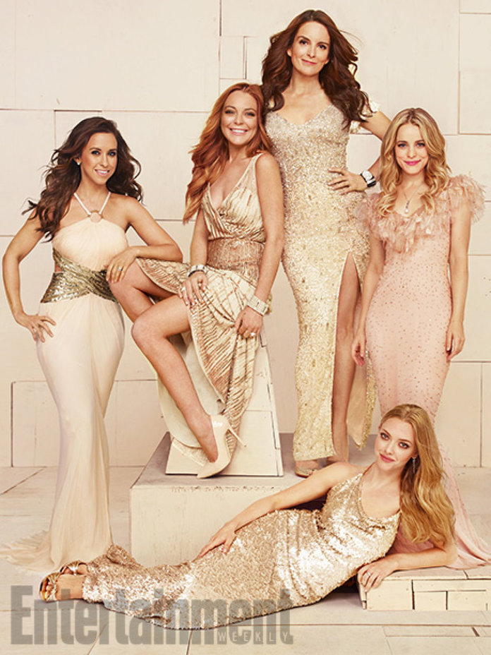 A 'Mean Girls' Reunion Happened And It Was Magical...