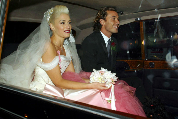 5 Alternative Celebrity Wedding Looks
