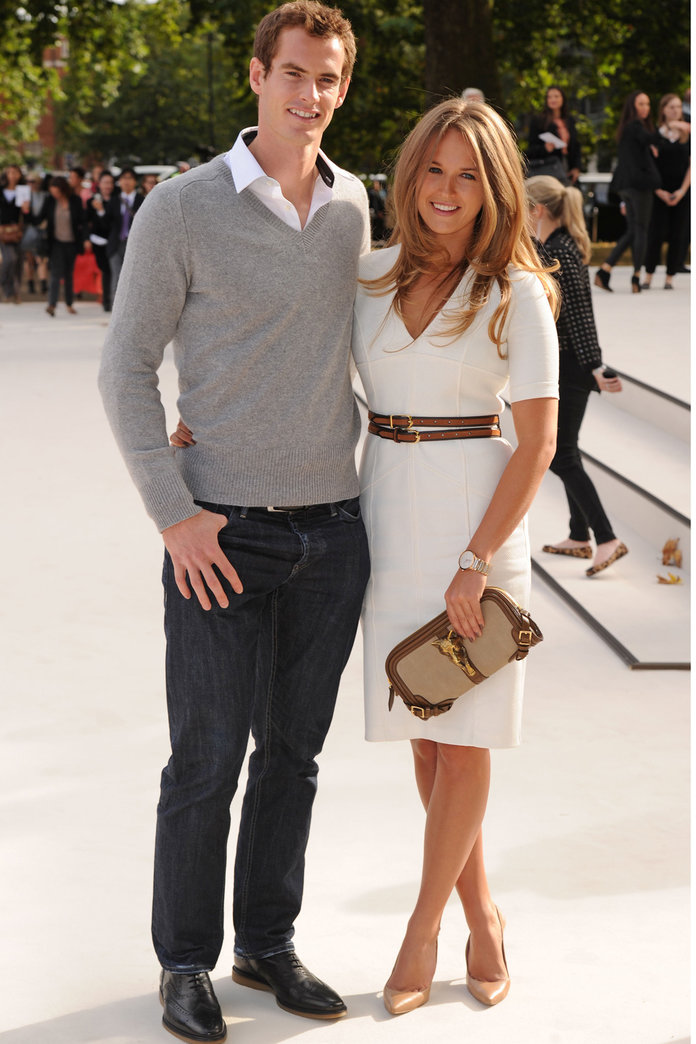 Andy Murray And Kim Sears Are Engaged