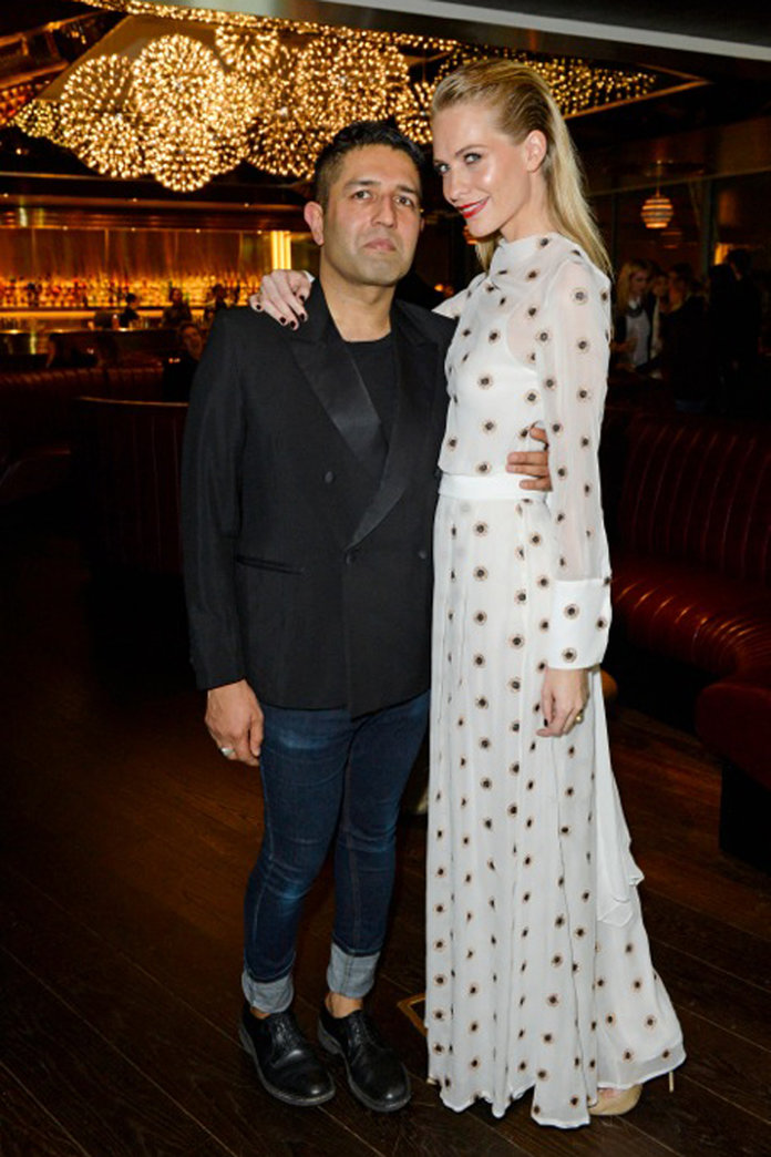 Poppy Delevingne Invited Us To Her Party With Osman And It Was Awesome