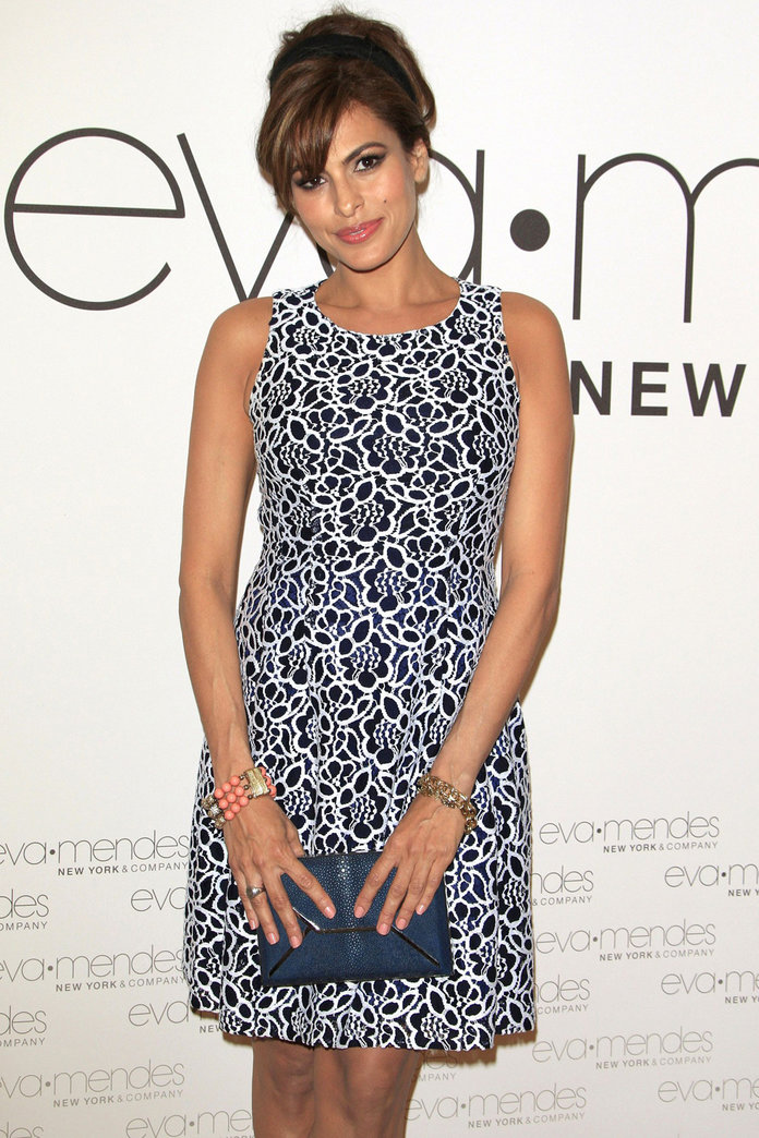 Eva Mendes Talks For The First Time About Daughter Esmerelda