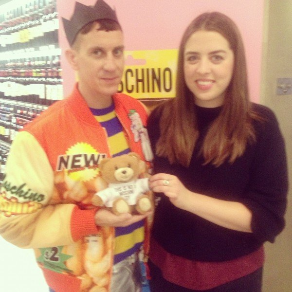 Jeremy Scott On Teddy Bears, Fans And Gifting Miley Cyrus