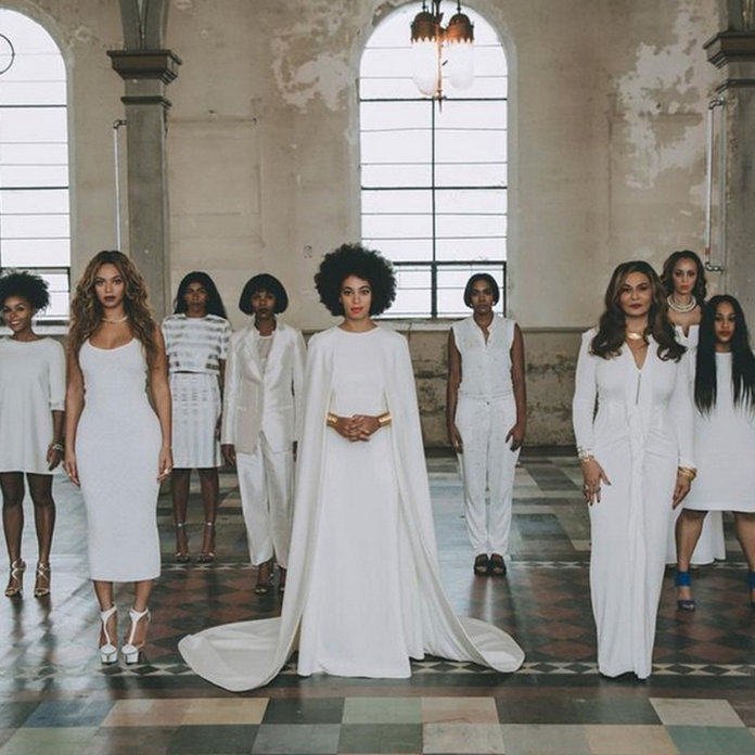 4 Reasons Why Solange Knowles' Wedding Was One Of The Coolest We've Ever Seen