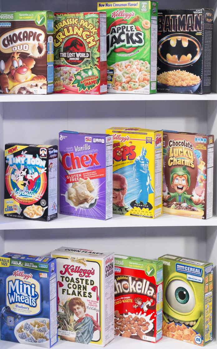 Our Favourite Cereals EVER
