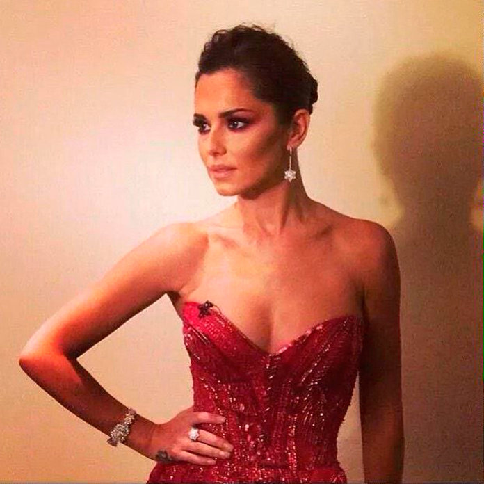 Cheryl Is Auctioning Off Her Beaut X Factor Finale Jewels For Charity. Yes, Way...