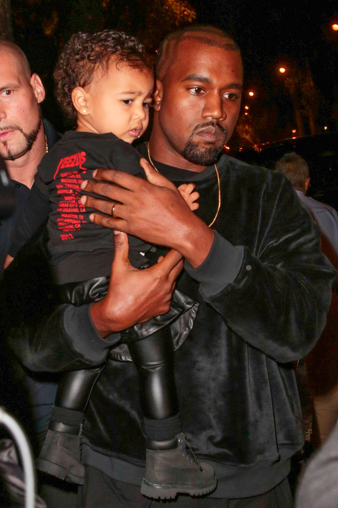 You Won't BELIEVE How Much Kanye West Spent On North's Christmas Stash...