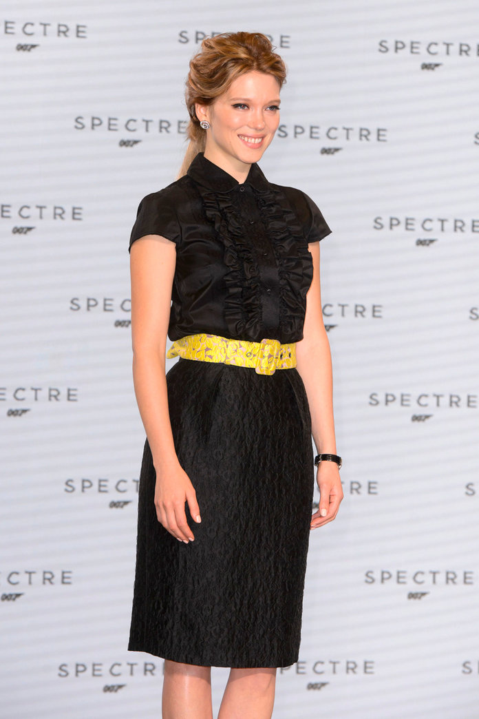 And The Next Bond Girl Is…