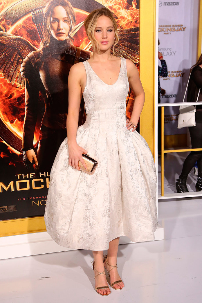 This Jennifer Lawrence News Has Made Us Very, Very Upset...